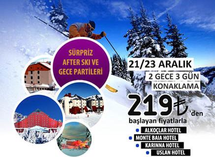 My Weekend Uludağ - XmasFest 2012